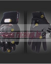 Motorhandschoenen handschoenen