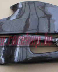 Carbon achterbrug bescherming Cbr 1000rr 04 07