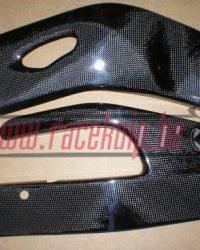 Carbon achterbrug bescherming Cbr 1000rr 08 11