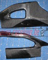 Carbon achterbrug bescherming Suzuki gsxr 1000 05 – 06