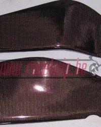 Carbon achterbrug bescherming Kawasaki zx10r 04 – 05
