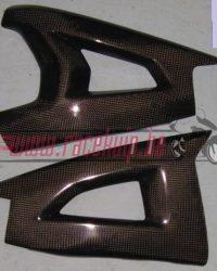 Carbon achterbrug bescherming Kawasaki zx10r 11 – 13