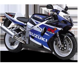 GSXR 600 750 2000 2003