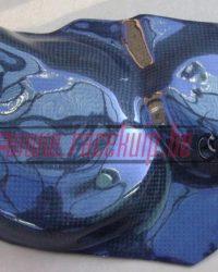 Carbon Motordeksel bescherming Cbr 600rr 07 12