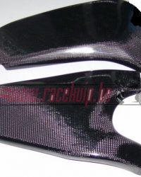 Carbon achterbrug bescherming Kawasaki zx10r 08 – 10