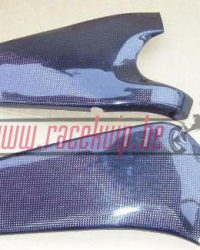 Carbon achterbrug bescherming Kawasaki zx6r 09 – 12