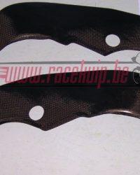 Carbon Frame bescherming Kawasaki zx10r 06 -07