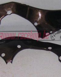 Carbon Frame bescherming Kawasaki zx10r 11 – 13