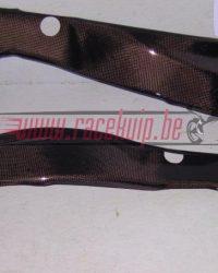 Carbon Frame bescherming Kawasaki zx6r 05 -06