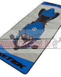 Garagemat garage mat vloermat Suzuki