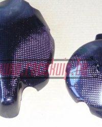 Carbon Motordeksel bescherming Yamaha r1 98 – 01