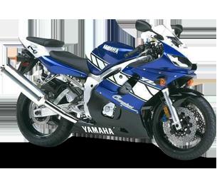 Yamaha r6 1999 2002
