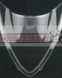 Windscherm dubbel bubbel Suzuki gsxr 600-750 08-10