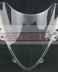 Windscherm dubbel bubbel Suzuki gsxr 600-750 04-05