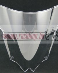 Windscherm dubbel bubbel Yamaha r6 08